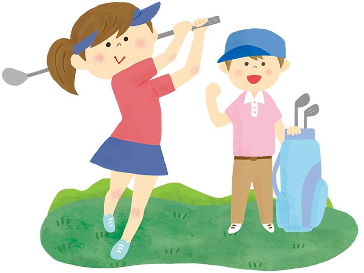 デキるビジネスマンの王道趣味「ゴルフ」に挑戦!