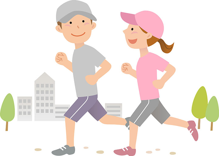 ビジネスに役立つ!「ジョギング」はデキるサラリーマンの定番の趣味